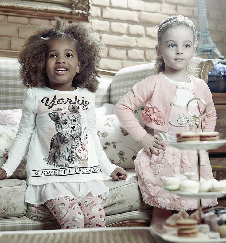 Momi   Moda   Roupa Infantil Feminina   Coleção Inverno 2014