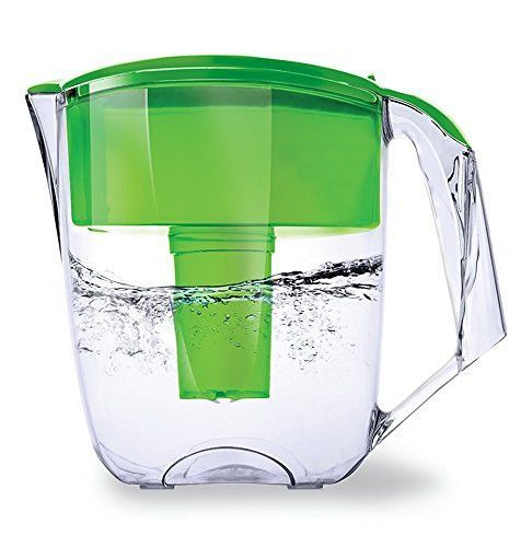 Water Pitcher With Filter  https://beyondtheoutdoors.myshopify.com/products/water-pitcher-with-filter