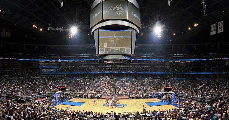 Onde comprar ingressos de jogos do Orlando Magic e NBA #viagem #miami #orlando