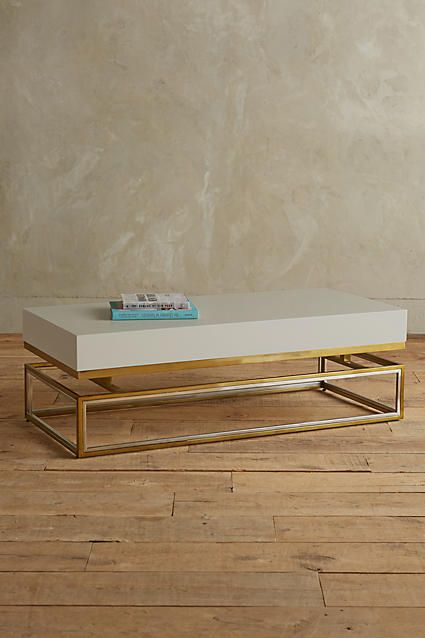 Image Result For Image Result For Mid Century Modern Rectangular Coffee Table