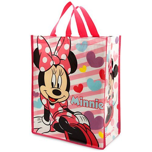 Minnie Mouse, Reusable Tote Bag