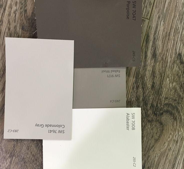 Fixer Upper Trim Paint Colors