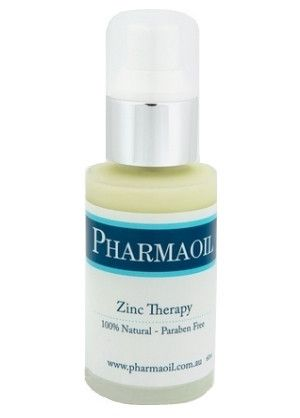 Pharmaoil Zinc Therapy 60ml -VEGAN Friendly - CCF Certified
