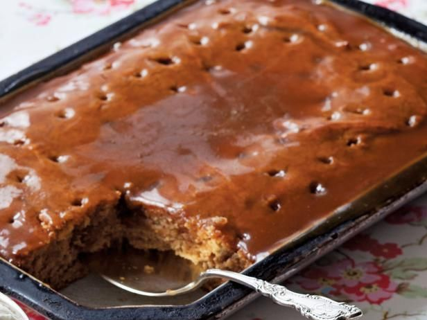 Anne Burrell's Sticky Toffee Pudding