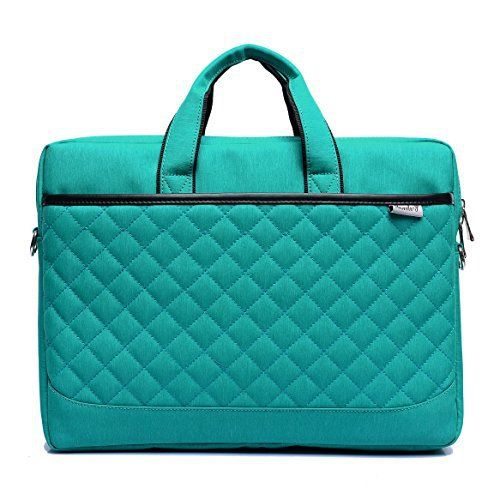 New Trending Briefcases amp; Laptop Bags: ZYSTERT 15.6-Inch Laptop Bag Shoulder Bag With Strap Multi-Compartment Messenger Hand Bag Briefcase for Laptop / iPad Pro / Tablet / Macbook / Ultrabook / Men / Women (Green). ZYSTERT 15.6-Inch Laptop Bag Shoulder Bag With Strap Multi-Compartment Messenger Hand Bag Briefcase for Laptop / iPad Pro / Tablet / Macbook / Ultrabook / Men / Women (Green)  Special Offer: $23.99  400 Reviews Why should take this bag ? Thi