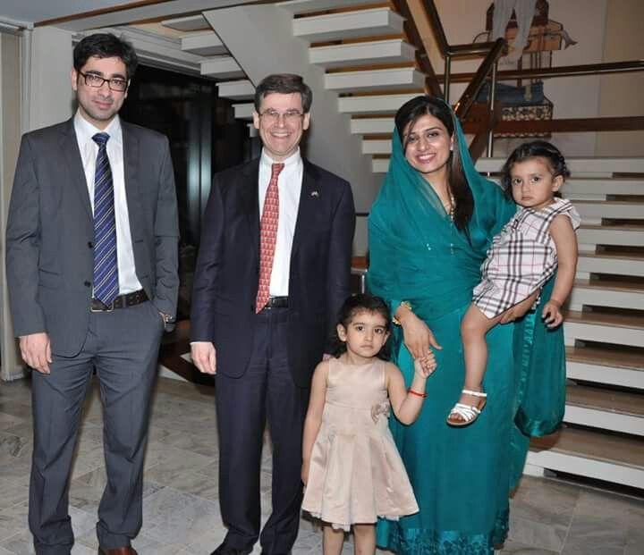 #Hina #Rabbani #Khar with Shah Ahmad #Turk .