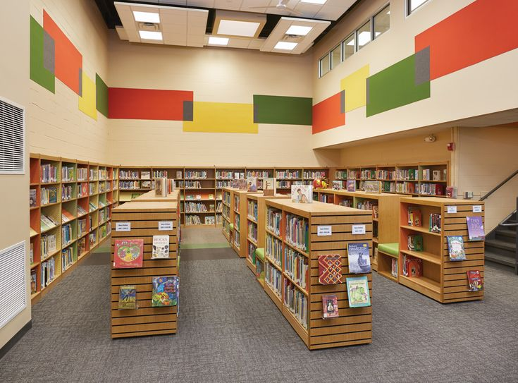 Get library decorating ideas for your school
