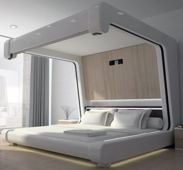 Futuristic Beds Simple Bed Christmas Ideas The