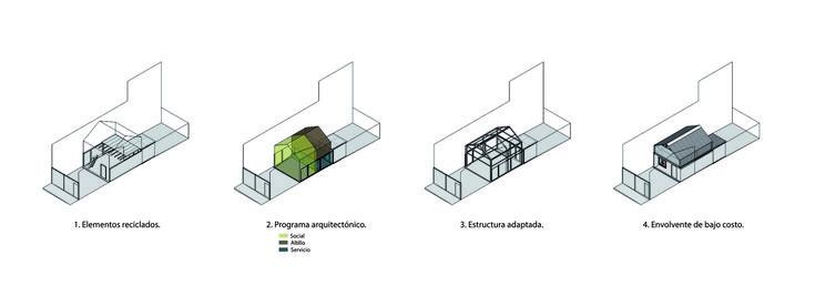 Gallery of House in La Prosperina / Fabrica Nativa Arquitectura - 19