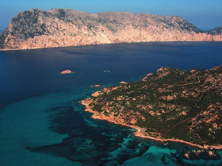 Sardegna. Mare protetto   AMP Tavolara Punta Coda Cavallo