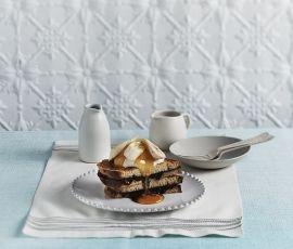 Chocolate Banana French Toast