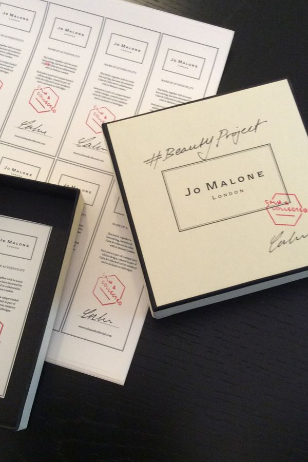 Jo Malone London X Calm & Collected #BeautyProject @Selfridges.com