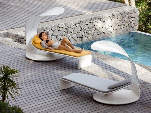 Garden Modern Lounge Chair