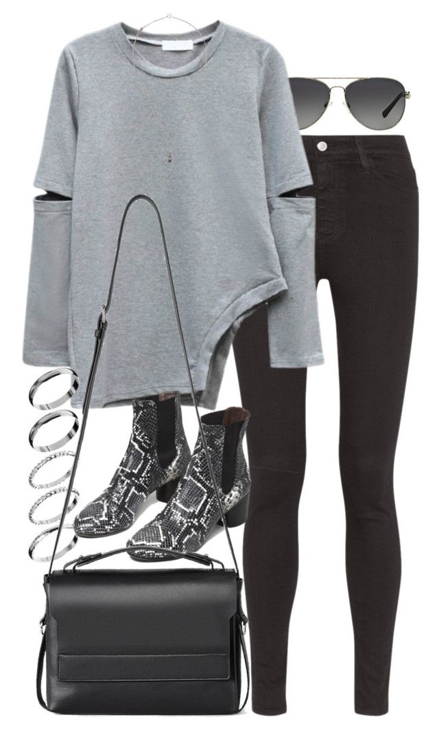"""Untitled #7499"" by nikka-phillips ❤ liked on Polyvore featuring Michael Kors, AG Adriano Goldschmied, ASOS, Isabel Marant, AllSaints and Yves Saint Laurent"