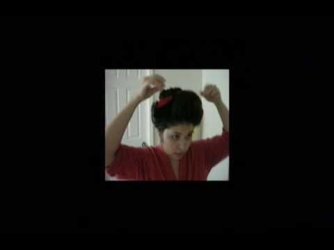 Geisha Hair Tutorial