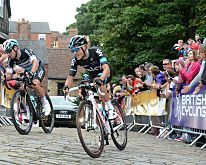 Geraint Thomas takes us back to his roots (video) - Cycling Weekly  Sooo very close to home too. An inspiration...