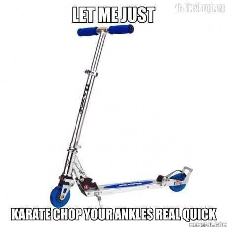 Hahaha all the time!!!!!!!