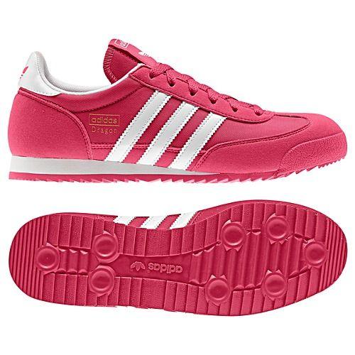 Pink originals. yes. adidas Dragon Shoes