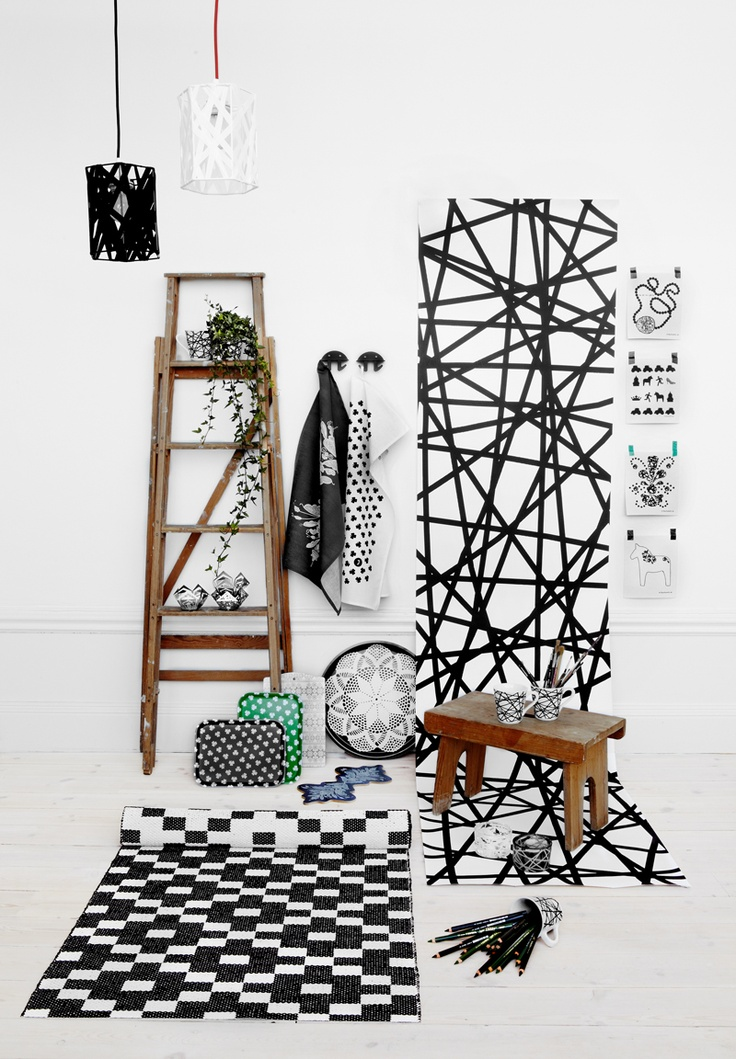Inredning. Styling: Maliin Stoor. Foto: Jenny Unnegård. #nordicdesigncollective