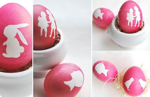 My Mommy - Μαμά και Παιδί : 12 Απίστευτα όμορφες και πρωτότυπες τεχνικές για το βάψιμο των Πασχαλινών αυγών !