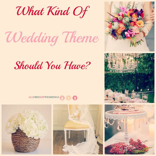 What Kind of Wedding Theme Should You Have? | Find your perfect wedding theme with this fun quiz!