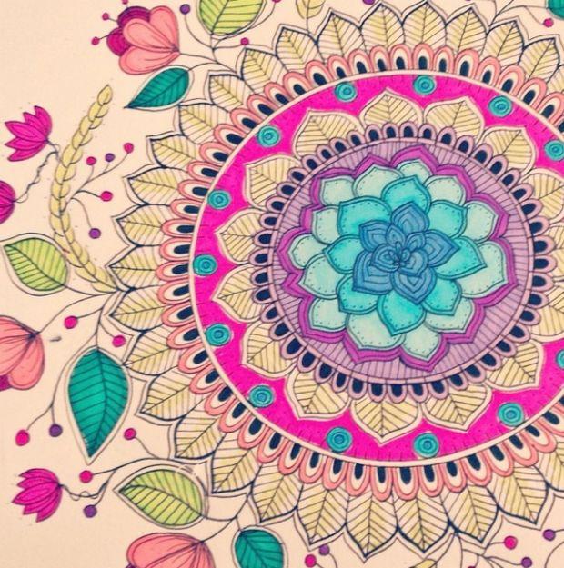 A alma se veste de cor com as ilustrações de Maya Jurisic