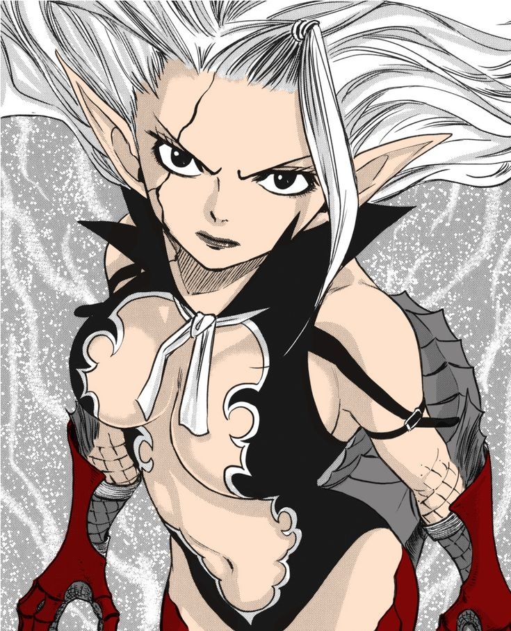 Mirajane by ~LordRadamanthys on deviantART