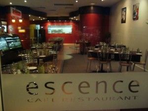 Escence: vege food and kids menu in dubbo