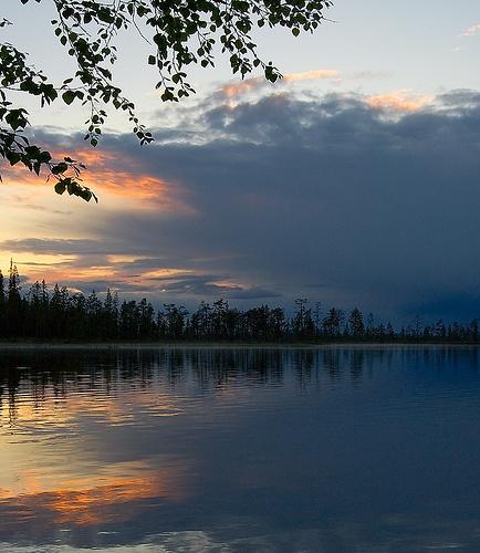 Summer in Finnish Lapland