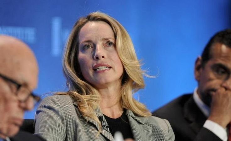 Laurene Powell Jobs backs Amplify education company bought from News Corp | Reuters