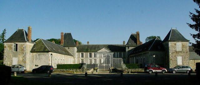 Charmes méconnus  du Hurepoix .: JANVRY: le château (XVIIe siècle).