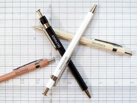 Delfonics Wood Pens