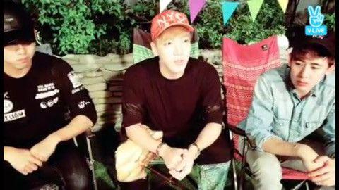 2PMVLive ♡メンバー紹介2PM画伯達…^ ^ 兵役は静かに… の画像 クーさんとジュノと2PM♡I love spring, music & 2PM ♡ JUNHO ♡