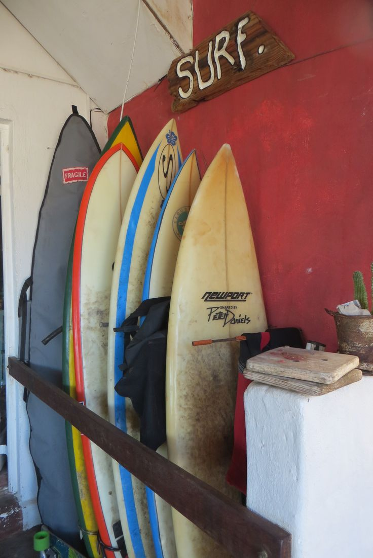 Surfs up! Elandsbaai