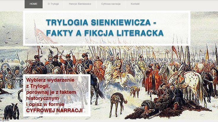 Pomysł na zajęcia z Trylogią Sienkiewicza
