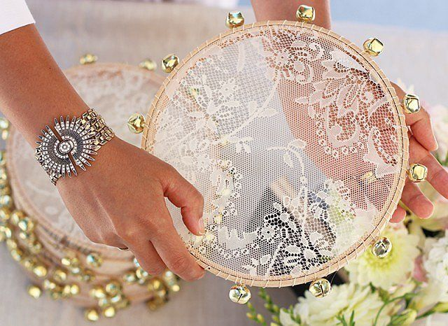 22 DIYs For the Most Glamorous Wedding Imaginable: Making your wedding look like a million bucks on a small budget is no easy feat.