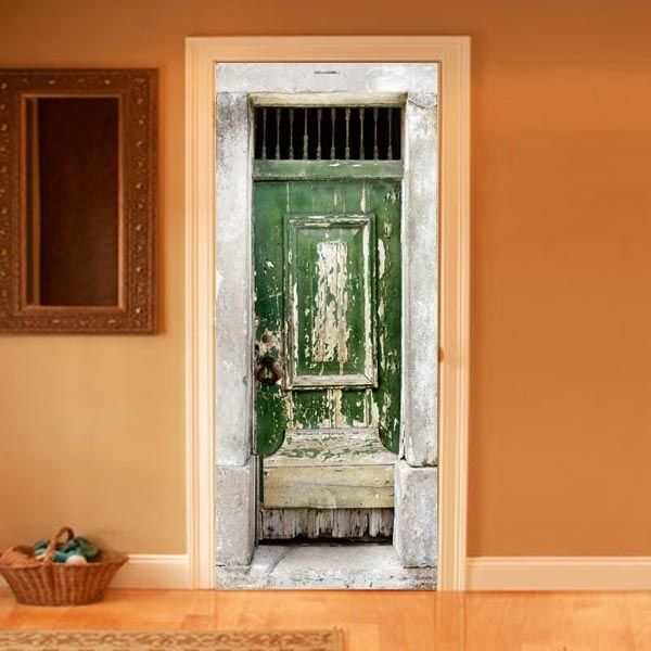 This door mural wallpaper i need this for my pocket door for Door mural wallpaper