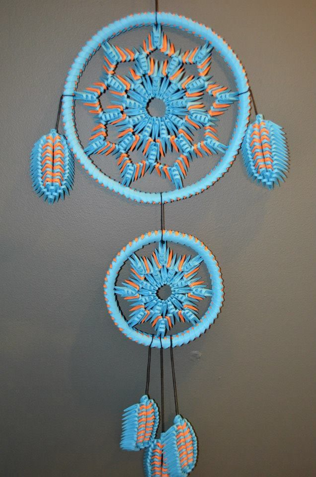 Dream Catcher Origami Pinterest Dream Catchers Catcher And Origami