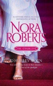 Nora Roberts, O'Hurley Born