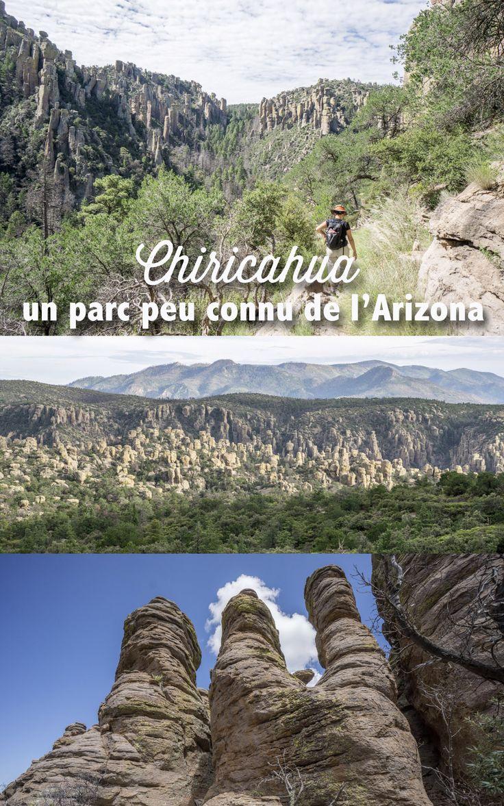 Au Sud de l'Arizona, ce parc est peu connu et mérite pourtant le détour : des colonnes de pierre se dressent à l'infini, au coeur des montagnes. Camping et randonnées dans ce lieu magique.