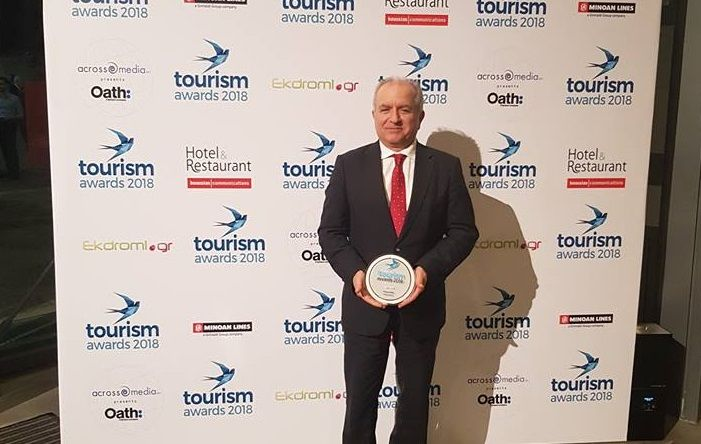 Novotel Athens Receives Honor for Innovative Facilities