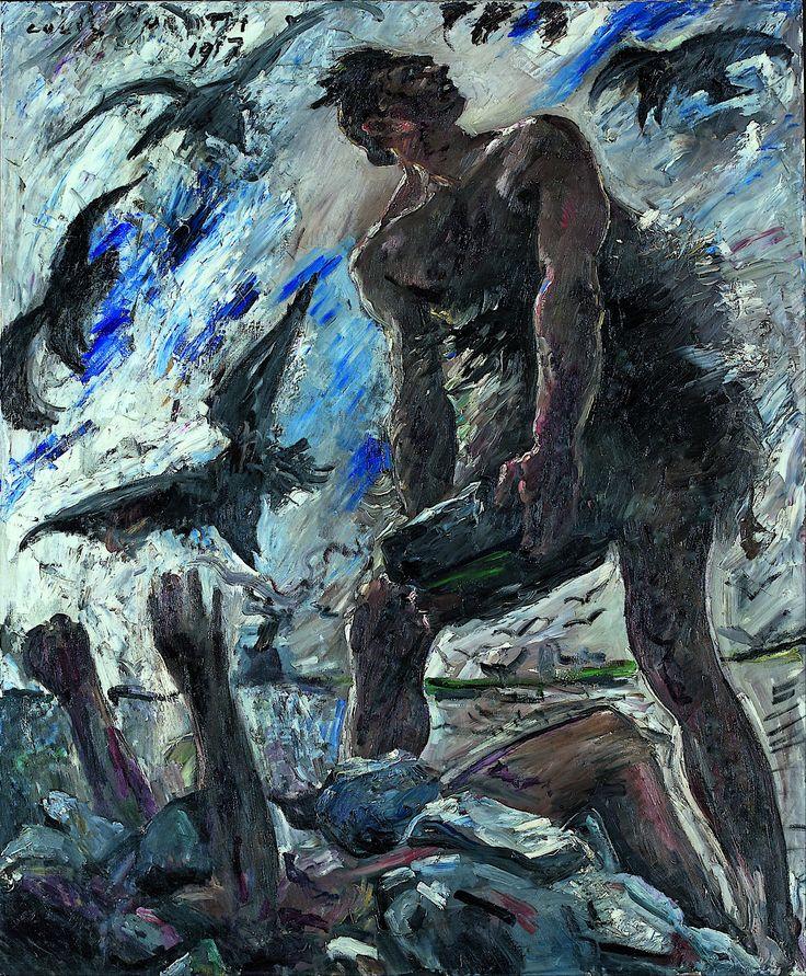 Lovis Corinth - Cain