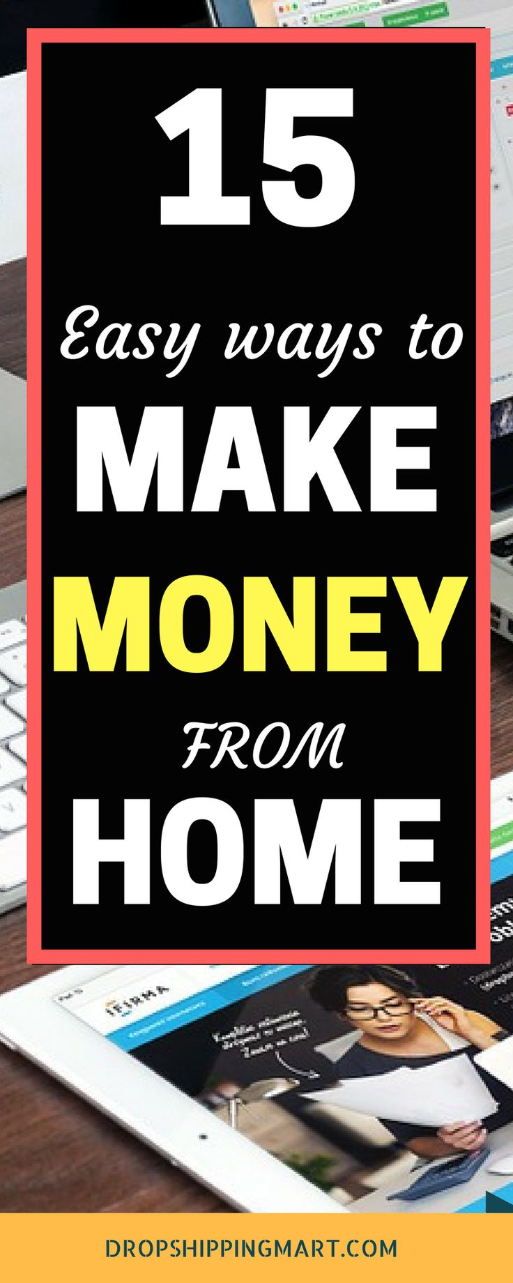 Interested In Making Money Online Here Are 15 Creative Ideas To Make Money From Home