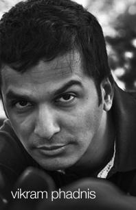 Vikram Phadnis- Fashion Designer #BPFT2012