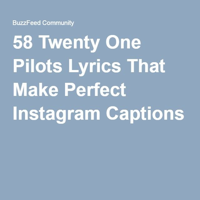 25+ Best Ideas About Song Captions On Pinterest