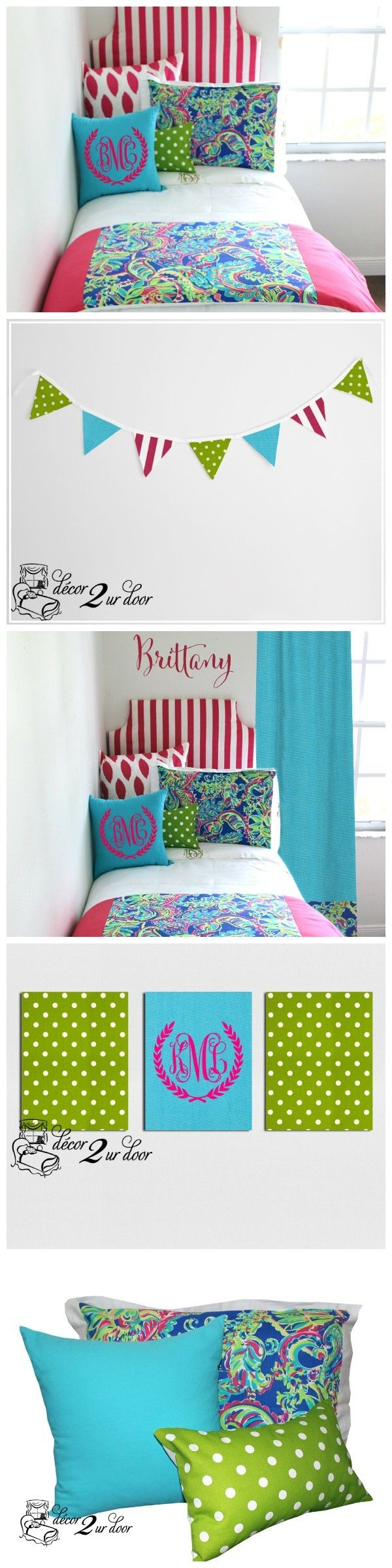 1000 Ideas About College Dorm Bedding On Pinterest