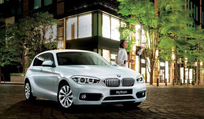 BMW 1シリーズに限定モデル登場BMW