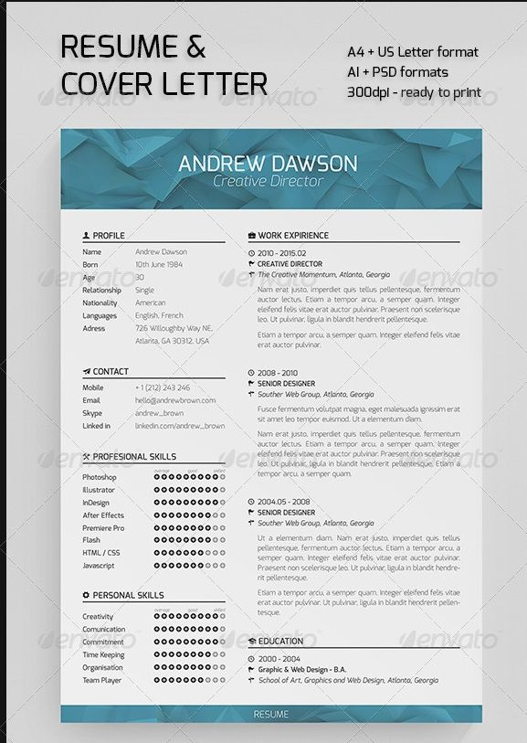 24 best images about resume on Pinterest - best resume practices