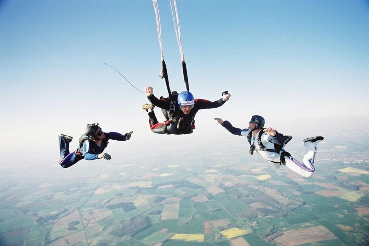 Icarus Skydiving school - tandem skydiving in Gauteng, South Africa #dirtyboots #adventuresouthafrica