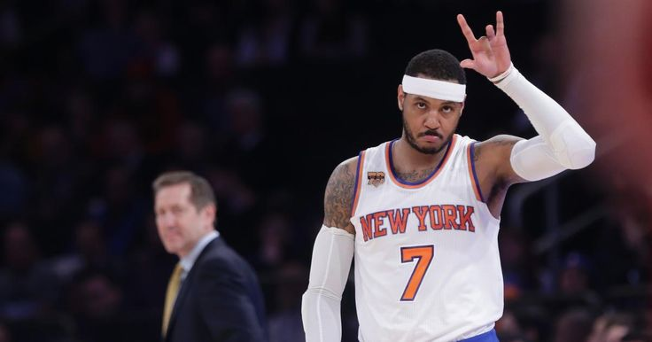 Knicks sending Carmelo Anthony to OKC Thunder for 2 players, pick  http://www.nydailynews.com/sports/basketball/knicks/knicks-sending-carmelo-anthony-okc-thunder-report-article-1.3515893